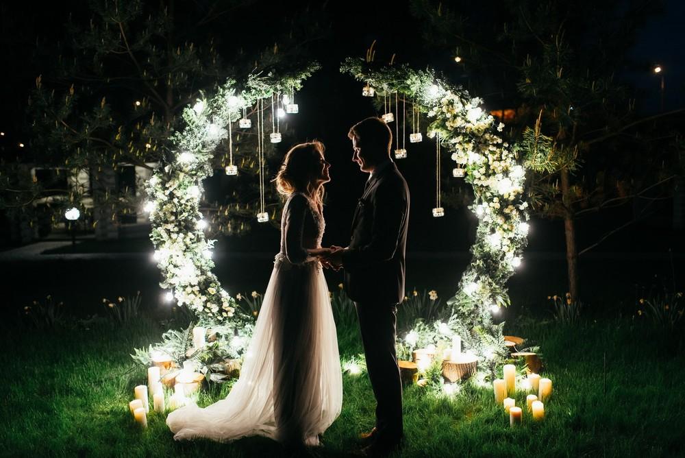 Botanical Wedding. Дима и Ира
