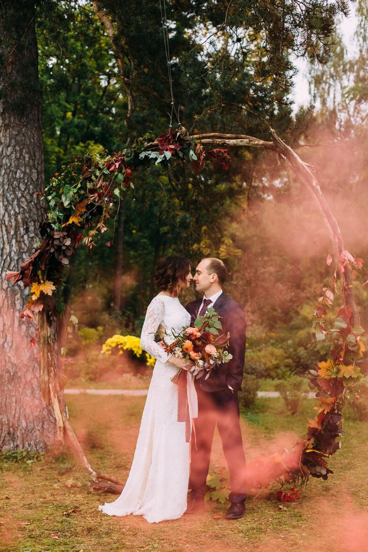 Осенняя сказка Ромы и Маши