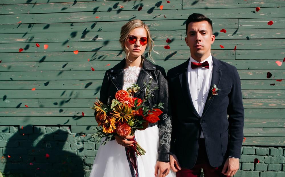 Let's rock the wedding! Дима и Саша