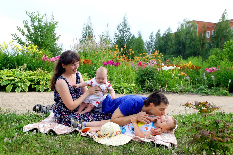 Семья и дети