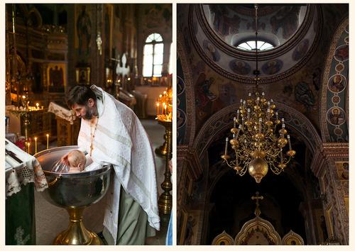 крещение в церкви марии магдалины