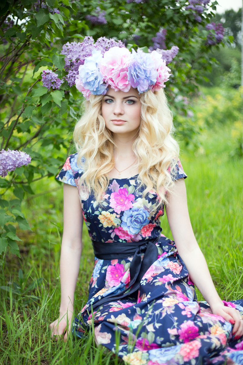 ✽ Вика | Blossom | Цветение ✽