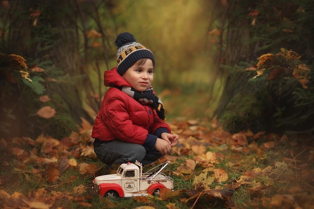 Детский и семейный фотограф в Санкт-Петербурге Яна Романова