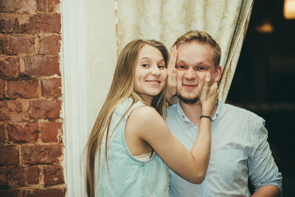 Roman + Aleksandra