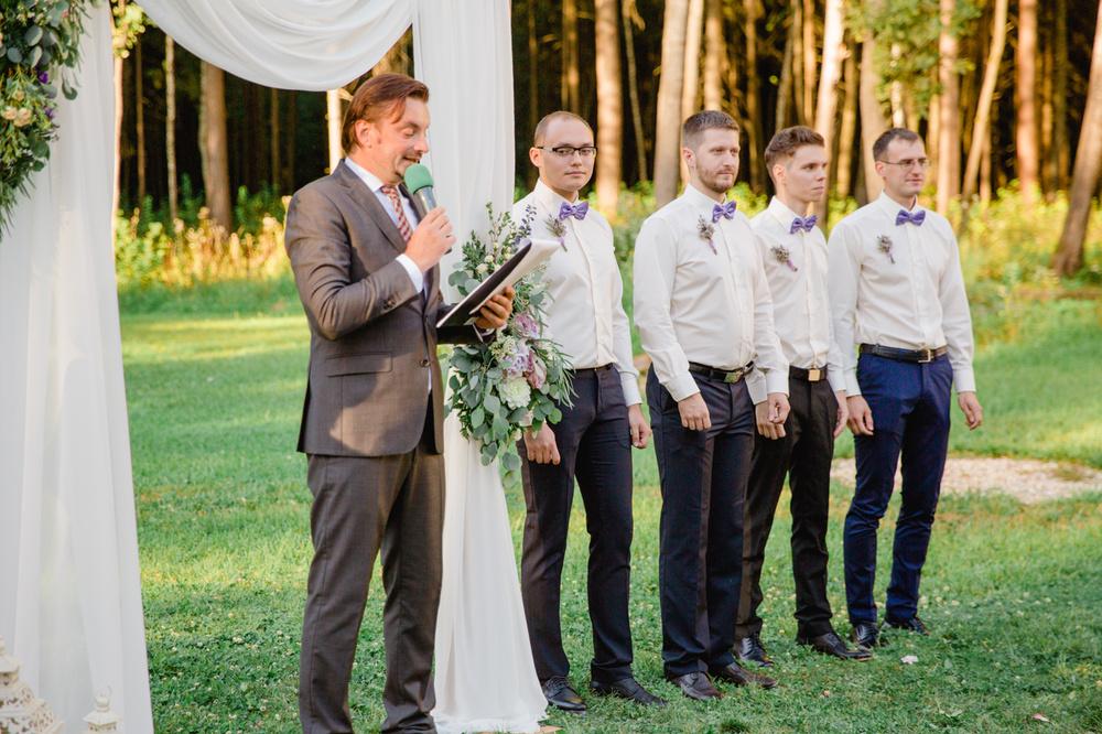 Rustic wedding at the Art hotel Karaskovo