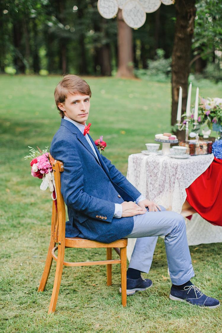 Neskuchny sad wedding