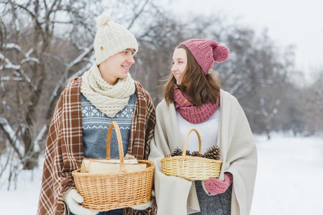 Elizabeth and Vladimir