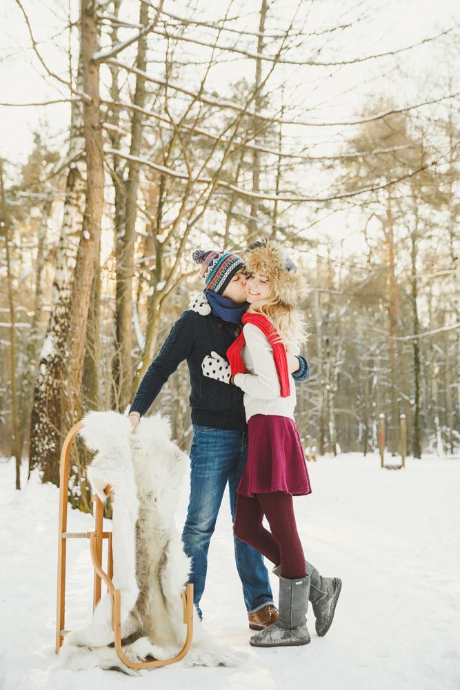 Olya and Danya