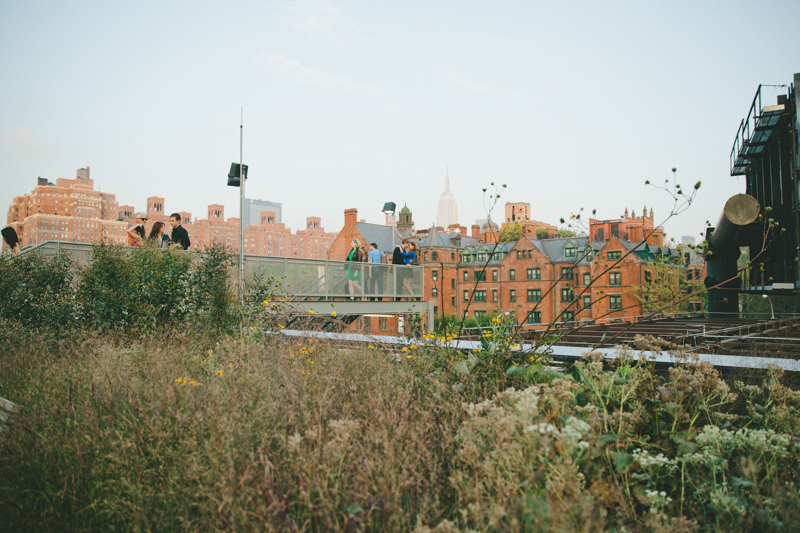 New York City Highline session