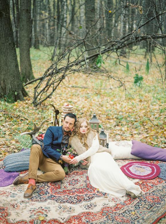 Film Boho Wedding