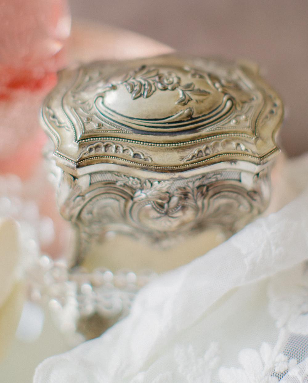 Spring Bridal Boudoir