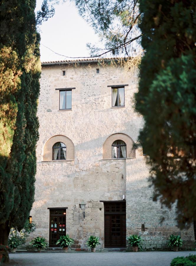 La Primavera by Botticelli in Orvieto