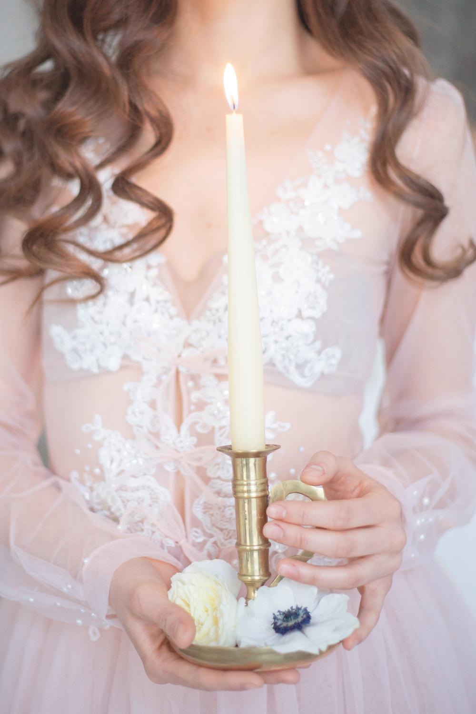 Morning bride Tasha