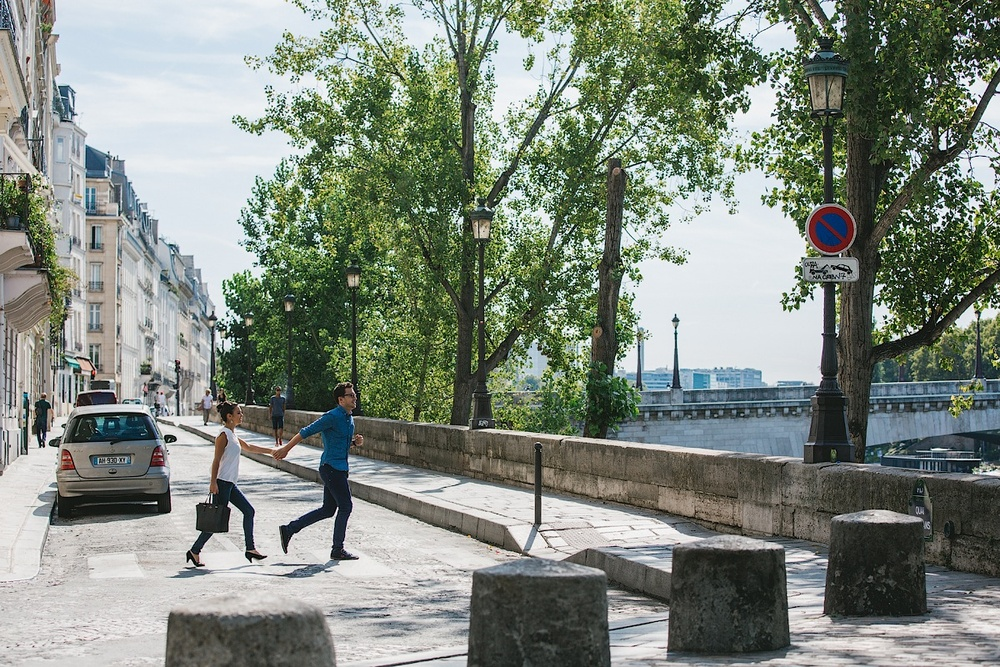 Фотосессия в Париже. Фотограф Ольга Литманова