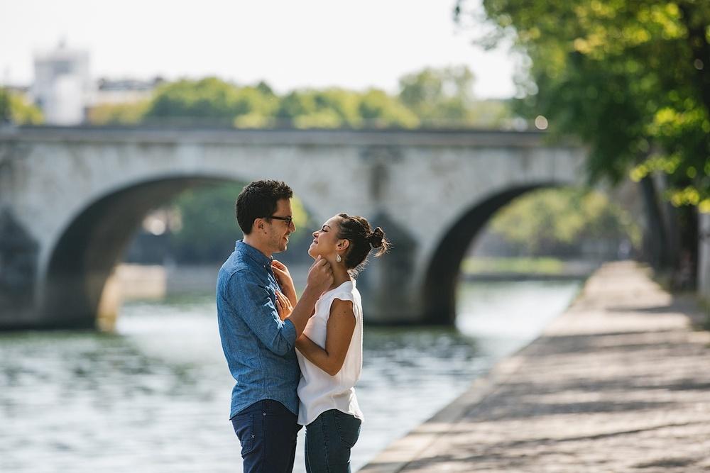 Не даром Париж называют городом влюбленных