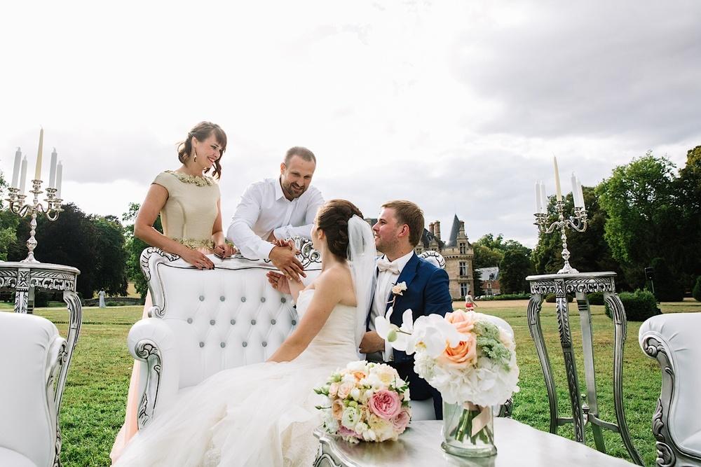 Многие хотели бы устроить себе свадьбу во Франции