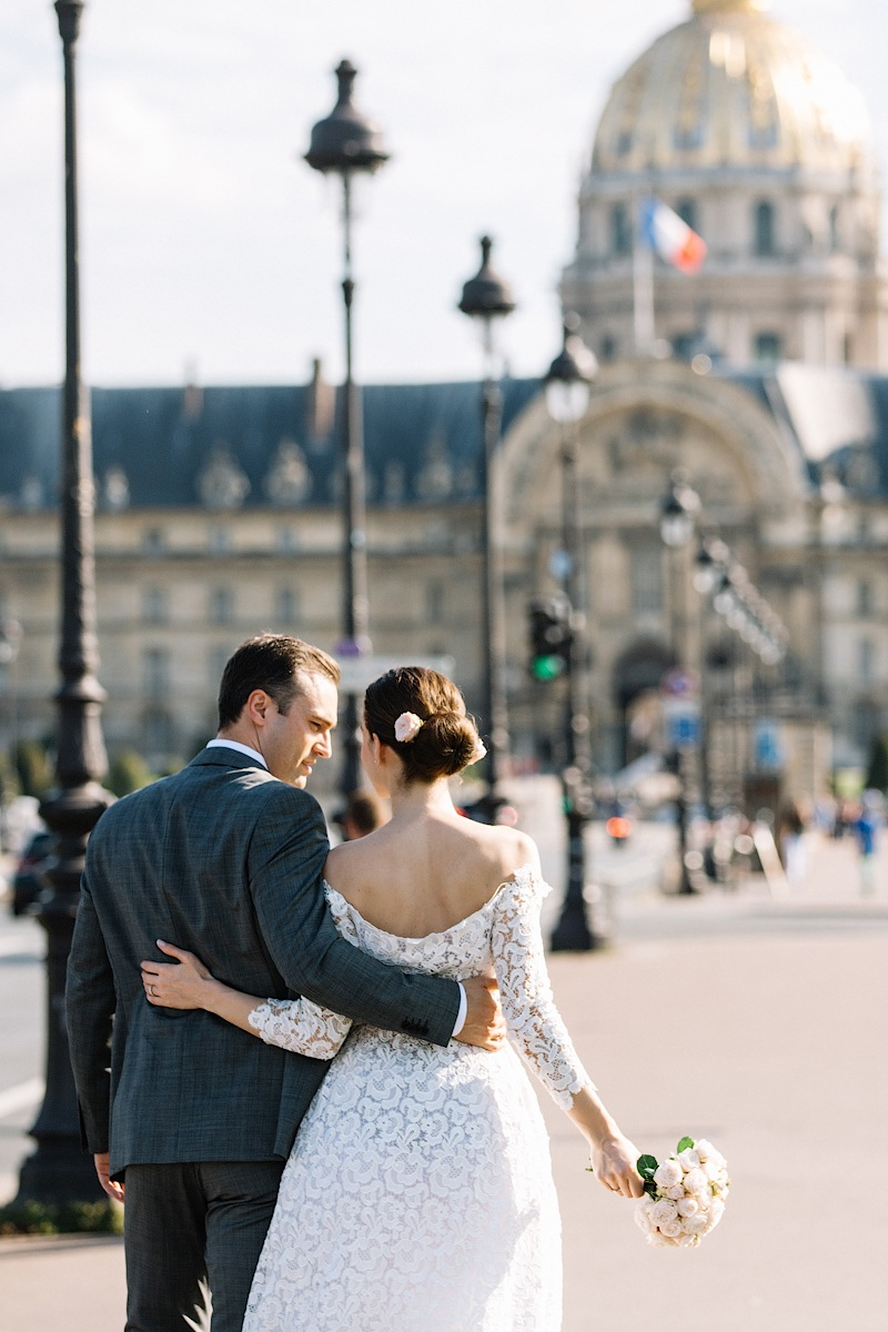 Улицы Парижа словно созданы для любви