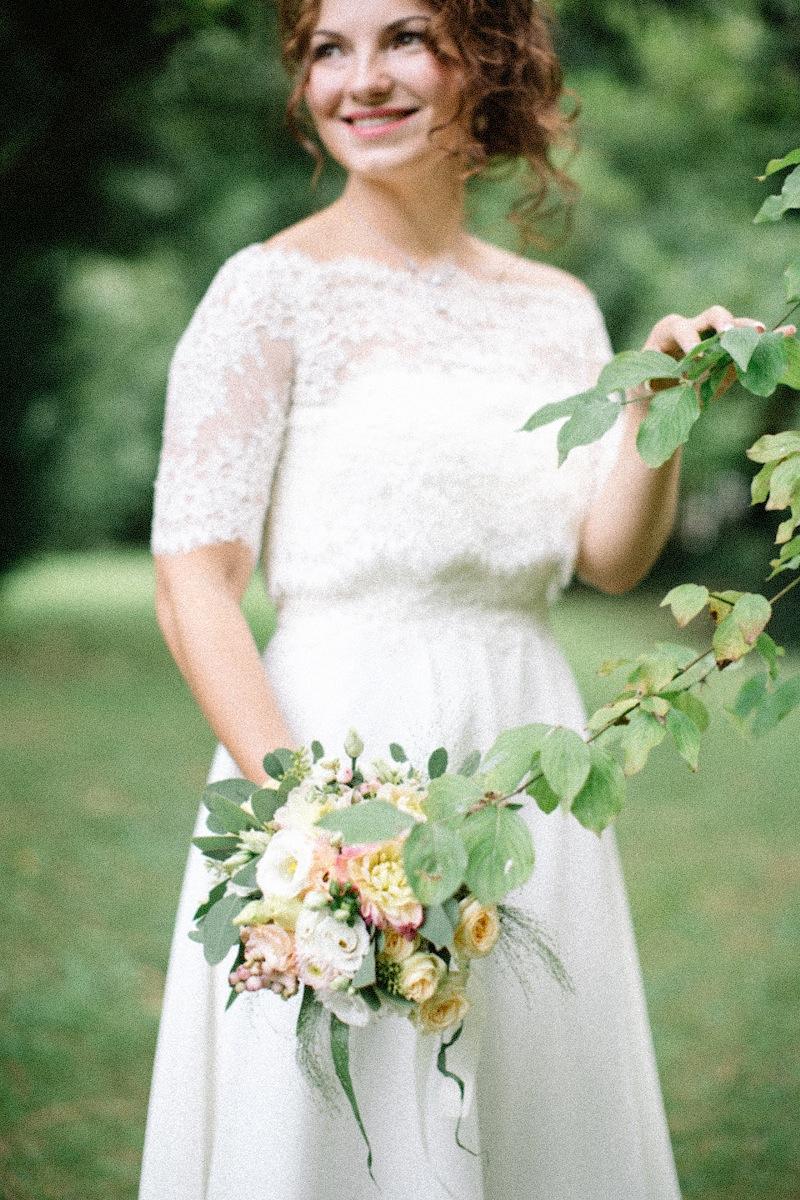 В день свадьбы вас переполняет счастье