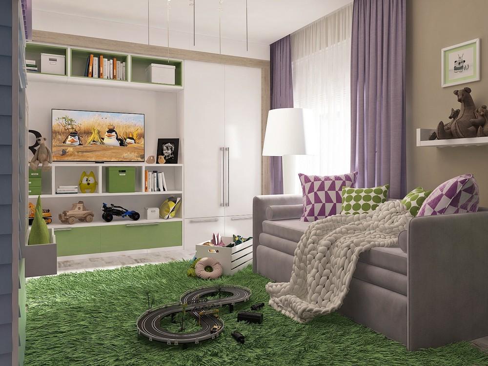 Квартира на Романова