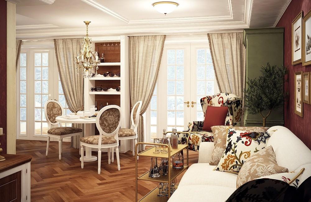 Дом в поселке Плотниково