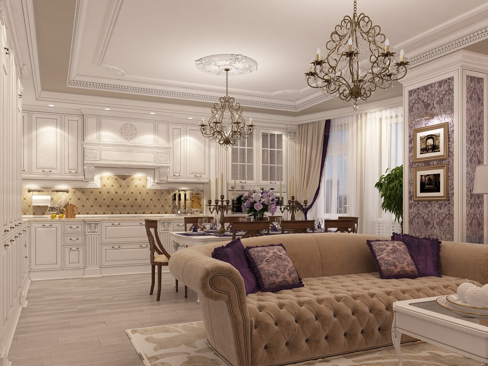 Квартира на Салтыкова-Щедрина