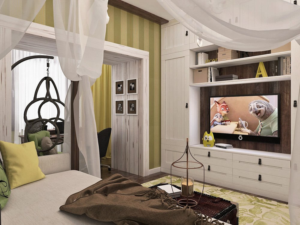 Мария Шубина Вероника Добрякова детская дизайн интерьера отель