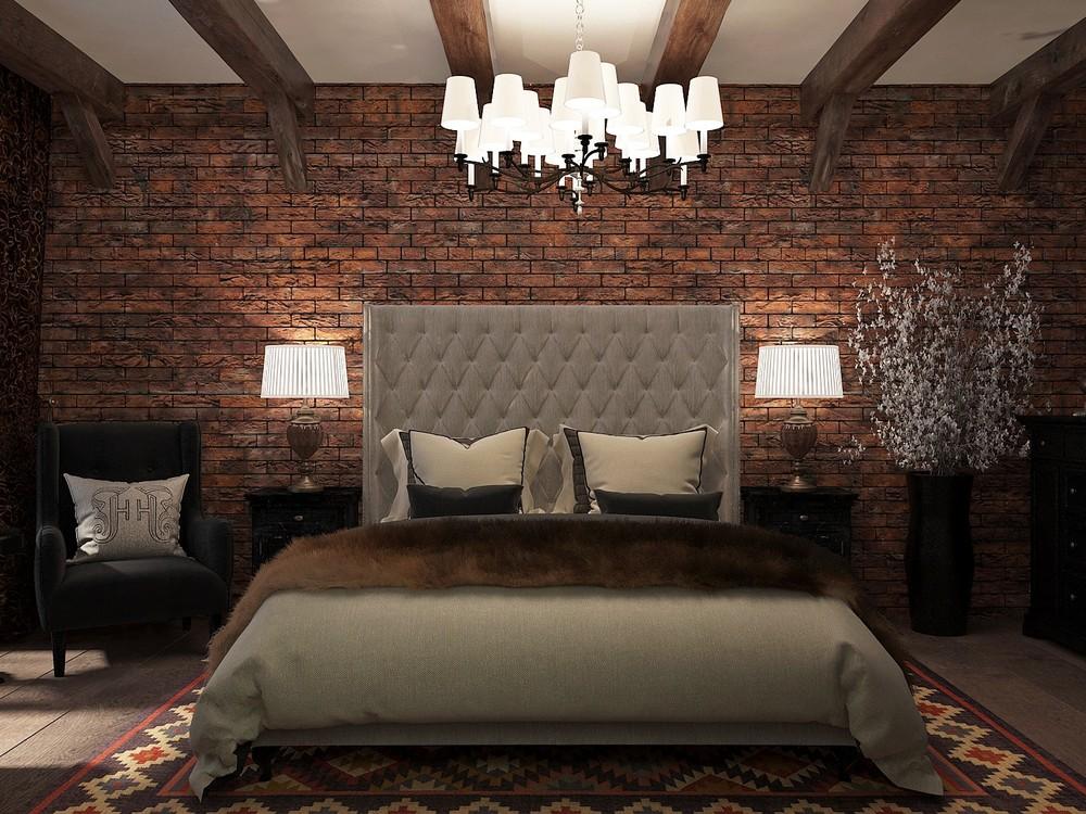 Мария Шубина Вероника Добрякова спальня кровать дизайн интерьера отель