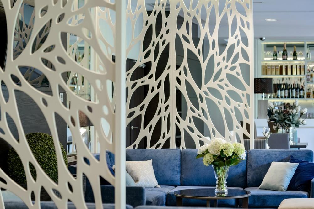 Мария Шубина Вероника Добрякова отель лобби дизайн интерьера отеля ресторан декор зна отдыха