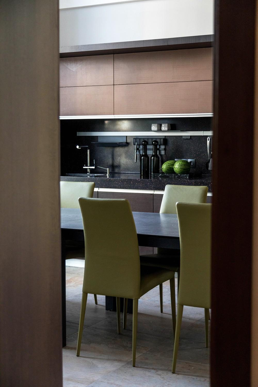 Мария Шубина, диайн интерьера, дизайн столовой, дизайн кухни