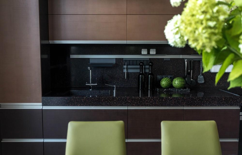 Мария Шубина, детали, дизайн, кухня, релинг, стильная кухня, дизайн кухни, кухня 2018