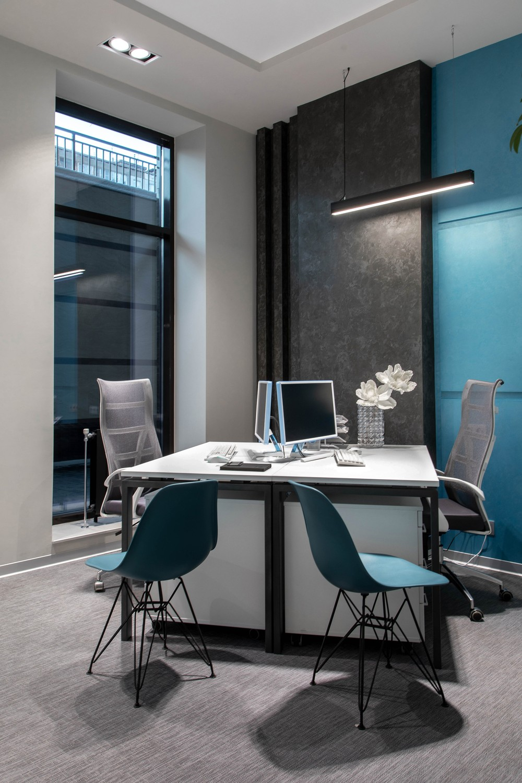Офис  компании недвижимости СТАТУС