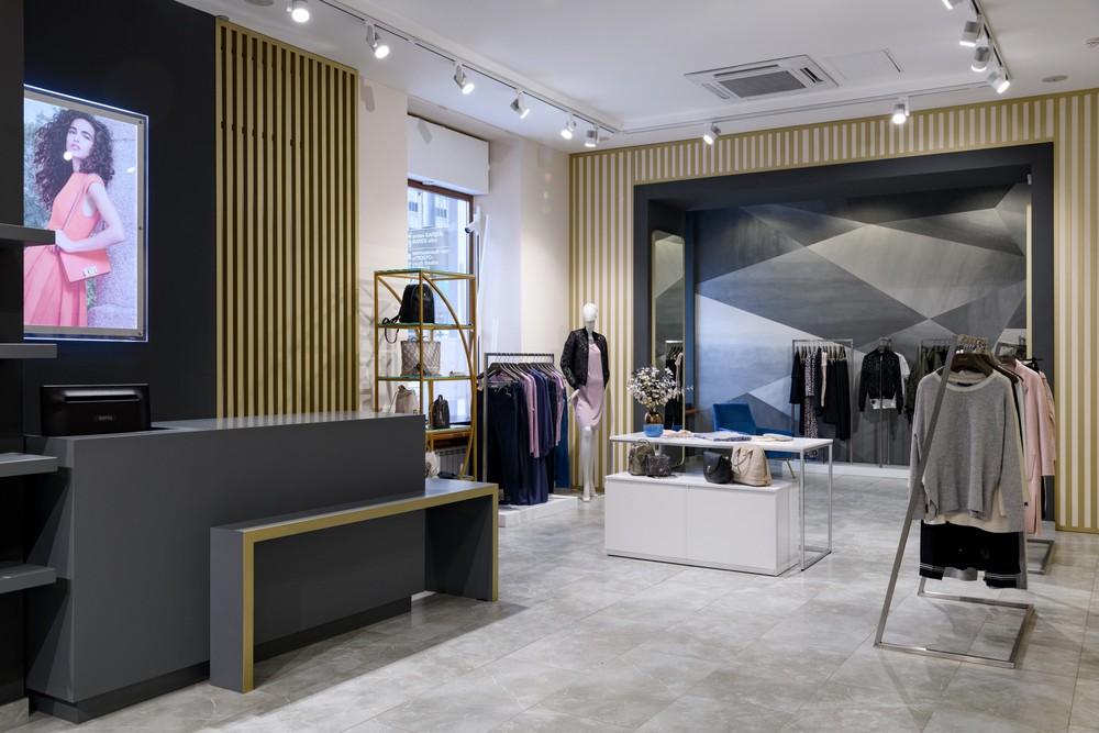 Салон одежды EMPORIO