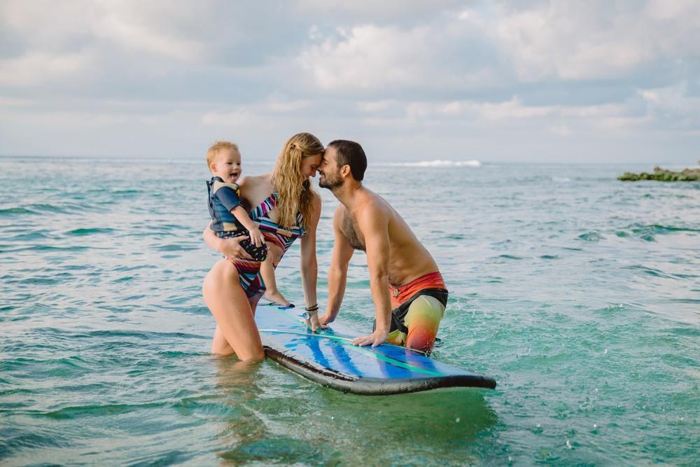 Surf family