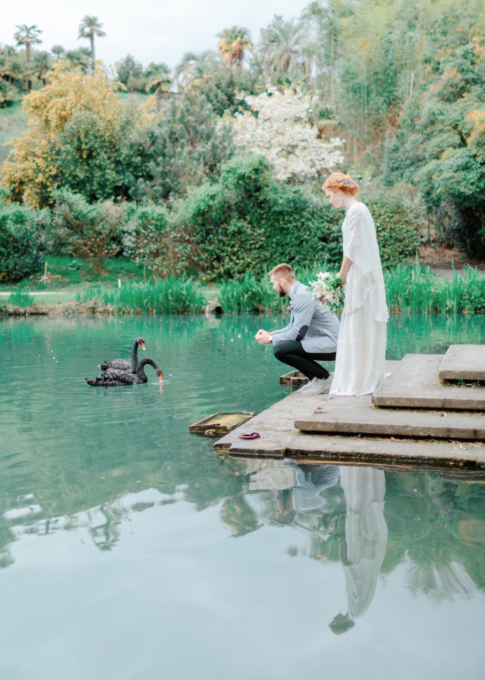 Красивая свадьба в Сочи