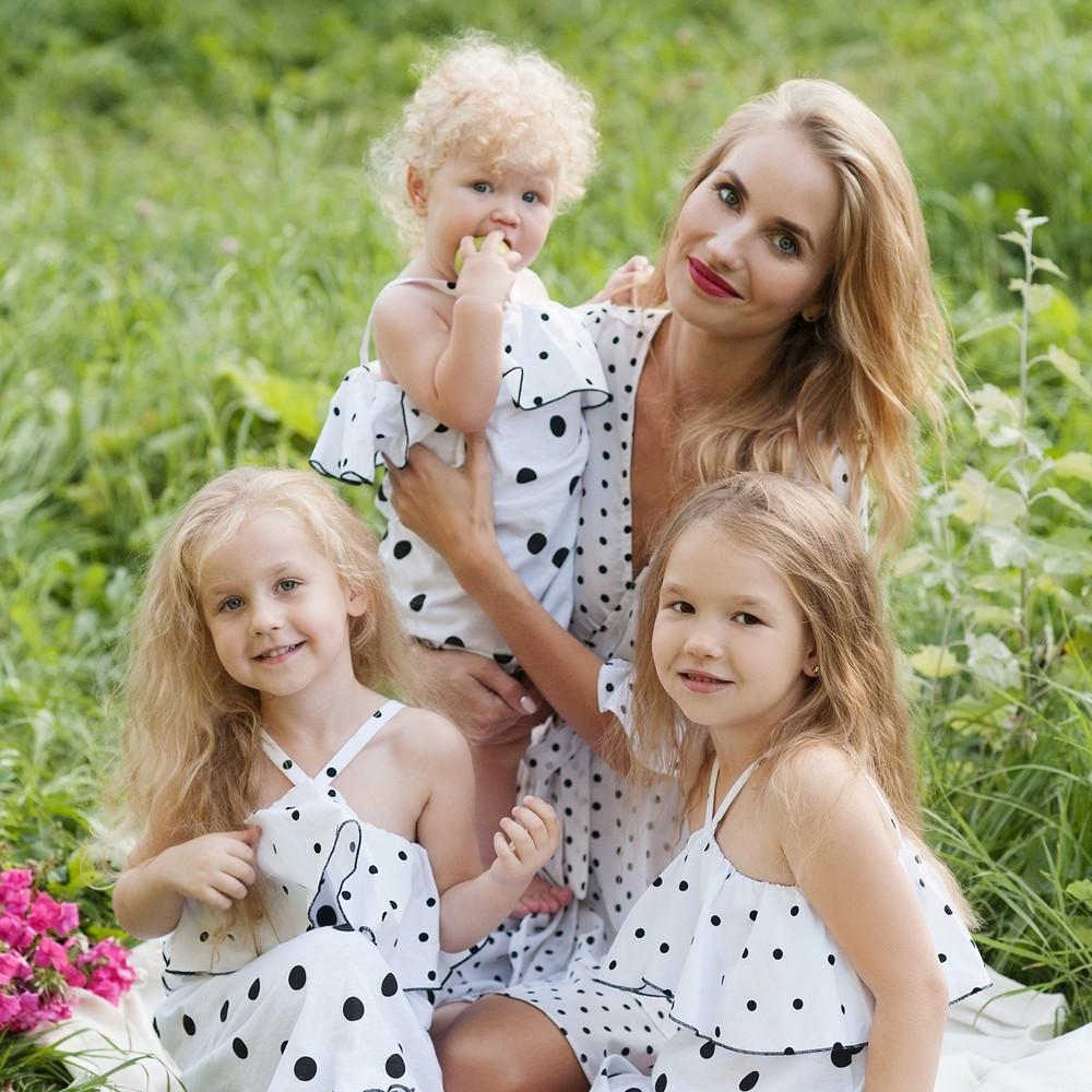 Катя, Лиза, Яся и Ева