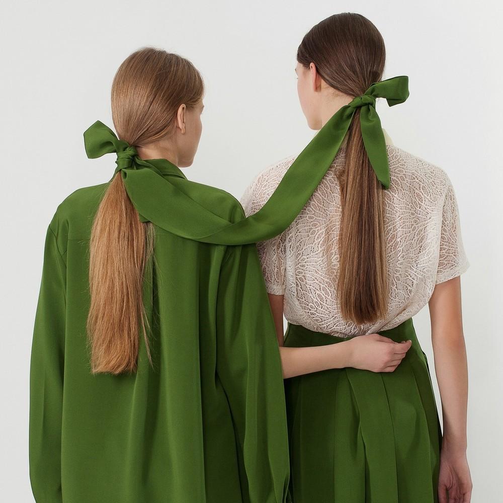 Съемка дизайнерской одежды. Коллекция