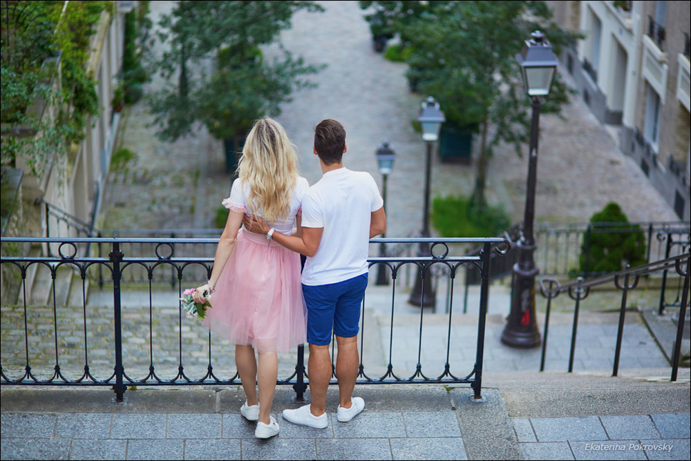 Kateryna and Sergii