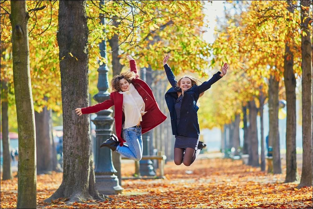 Fall weekend