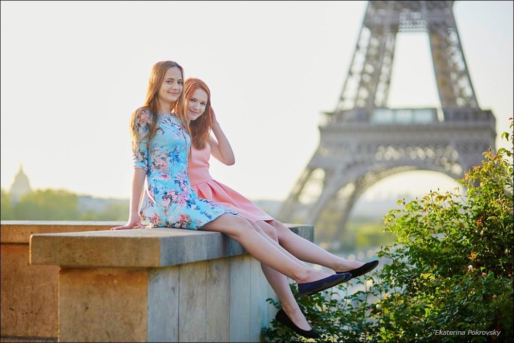Elena and Alexandra