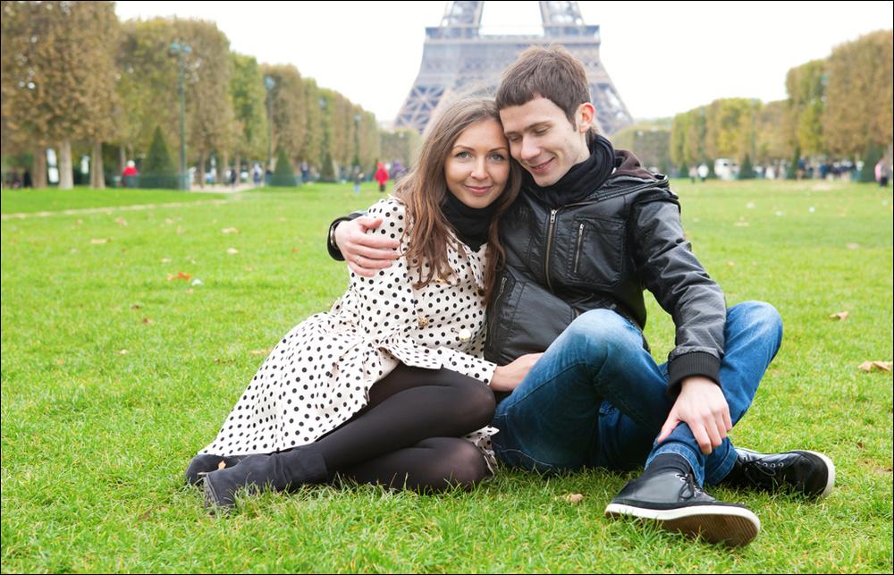 Marina and Roman