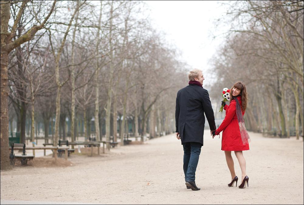 Anastasia and Michael