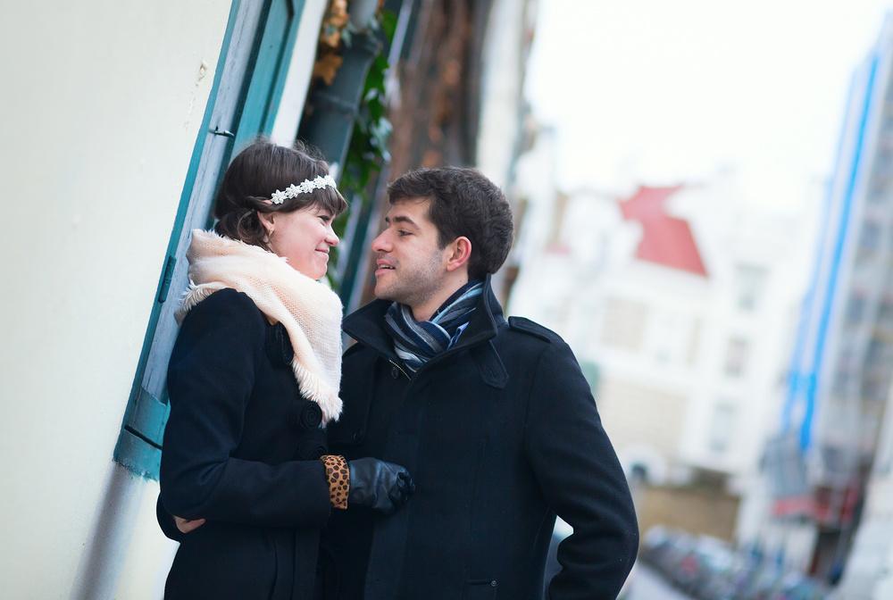 Marina and Tommaso