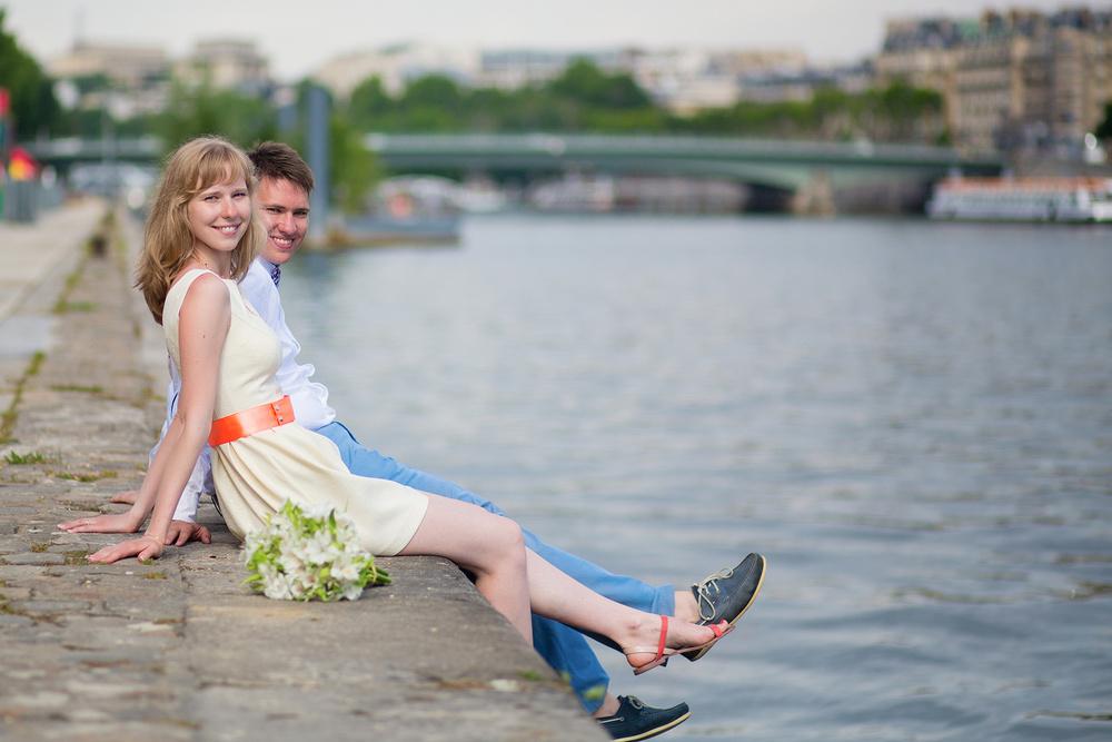 Ekaterina and Gleb