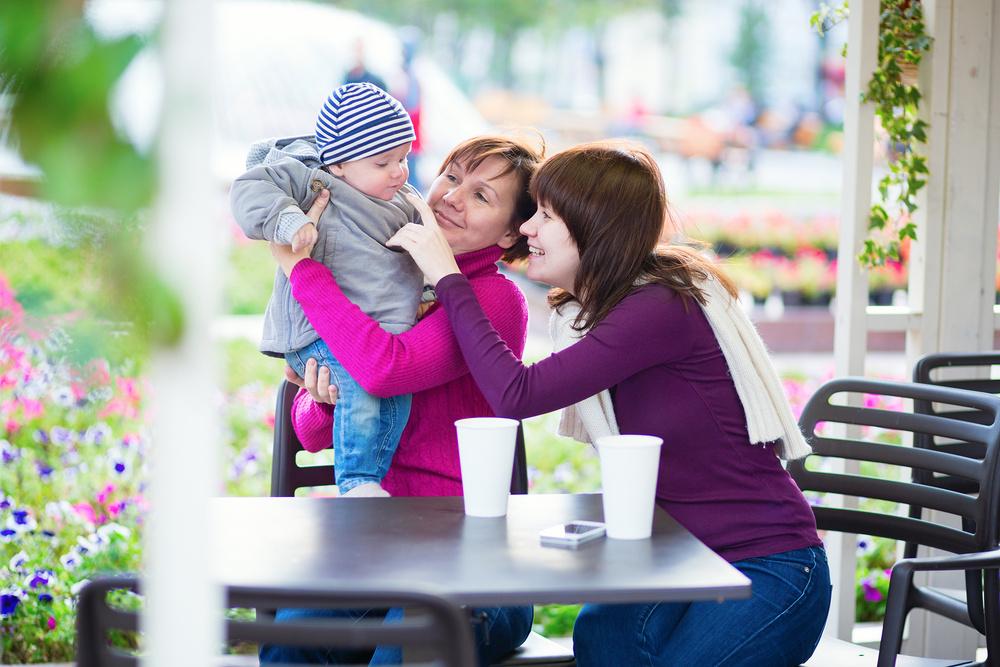 Maria, Natalia and Maxim
