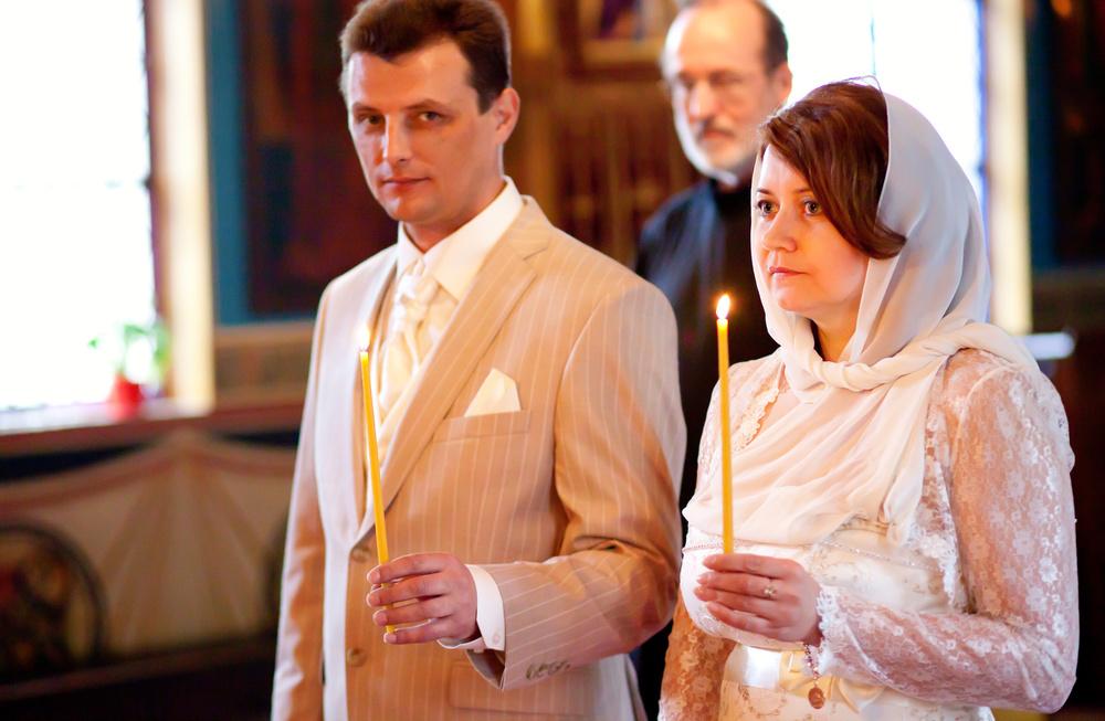 Olga and Sergey