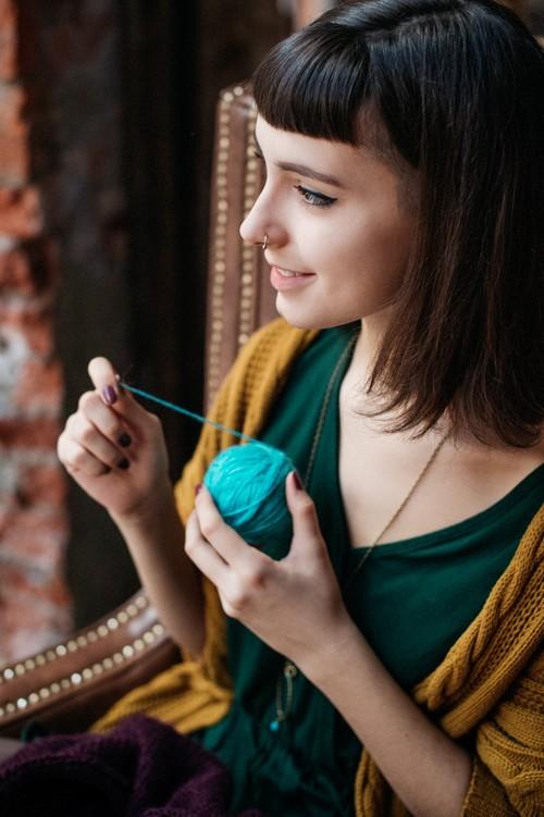 For Knitting.Unicorn / БИЗНЕС-ВИЗИТКА