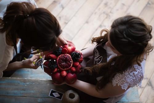 For Yummy Bouquet / Вкусные Букеты