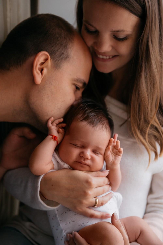 Newborn, семья и беременность