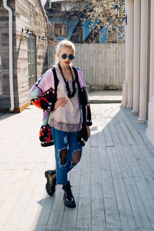 Fashion, models