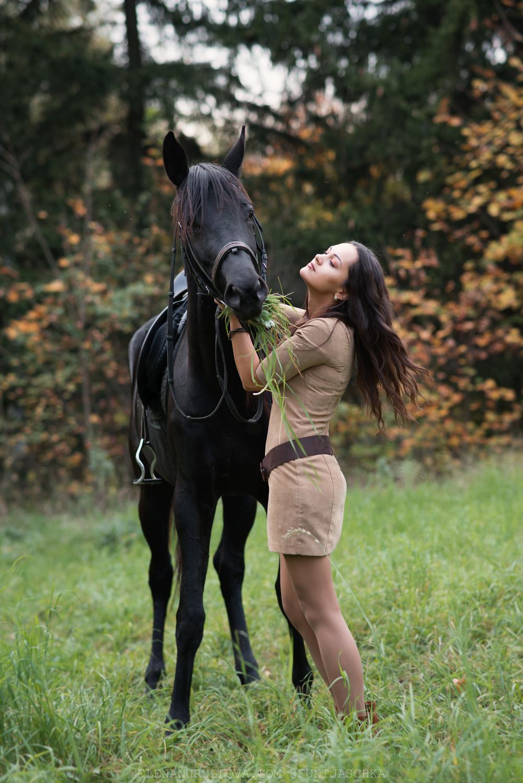 Фотосессия с лошадьми/Project